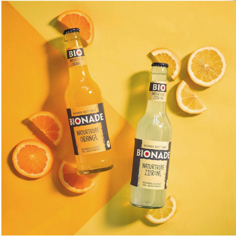 Napój BIONADE - Naturalna Pomarańcza 0,33L