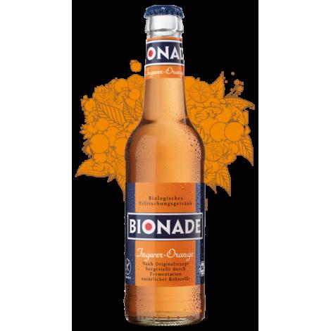 Napój BIONADE - Imbir & Pomarańcza 0,33L