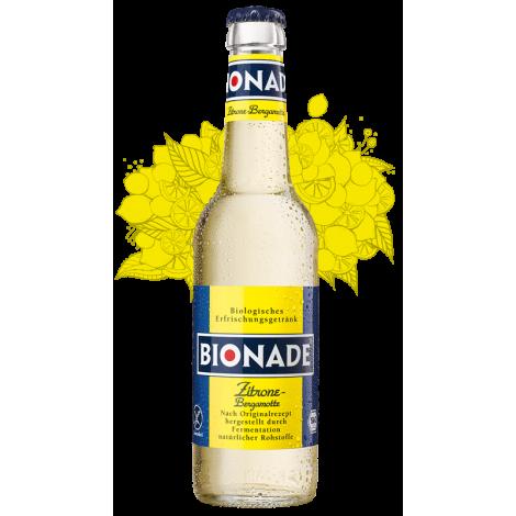 Napój BIONADE - Cytryna & Bergamotka 0,33L