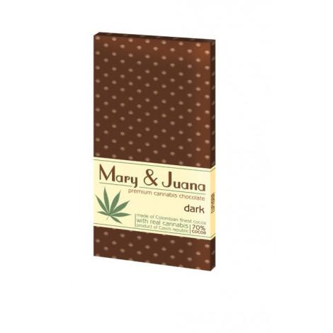 Czekolada Gorzka Mary & Juana - 80g