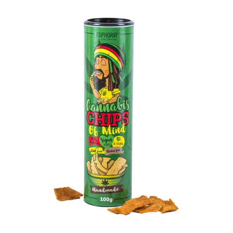 Chipsy Cannabis Chips of Mind - 100g