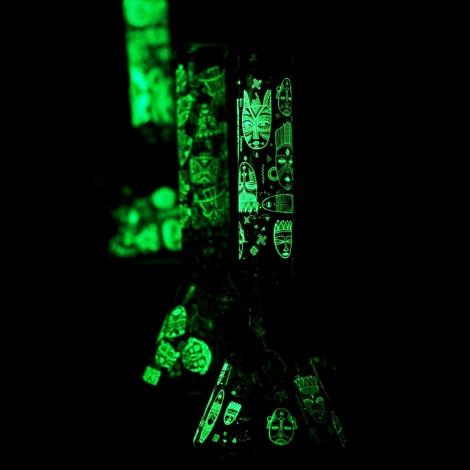 Świecące Bongo Grace Glass - Tribal 37cm