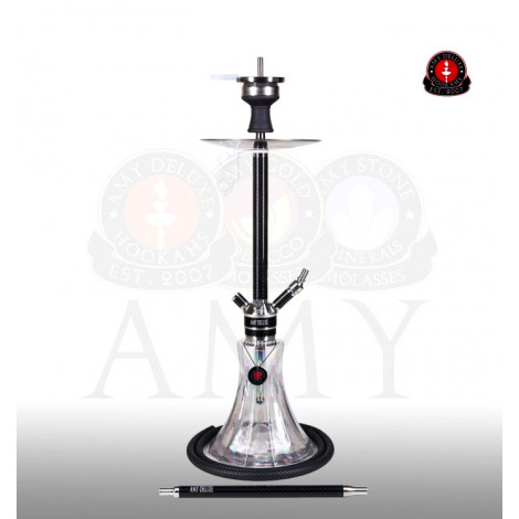 AMY Shisha - SS22 Carbonica Pride Clear 75cm