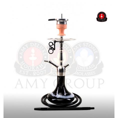 AMY Shisha - SS12 Little Palm Black 60cm