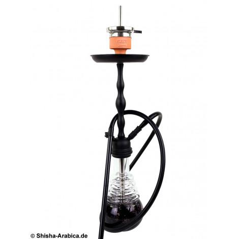 AMY Shisha - 630-01 Glorius Black 70cm