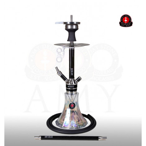 AMY Shisha - SS22.02 Carbonica Pride S Clear 60cm