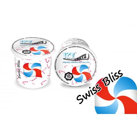 Żel do Sziszy ICE FRUTZ - Lizak Swiss Bliss 120g