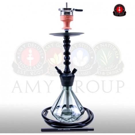 AMY Shisha 062 - Alu Diamond S - Black 62cm
