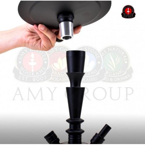 AMY Shisha 064 - Alu-X S Black 60cm