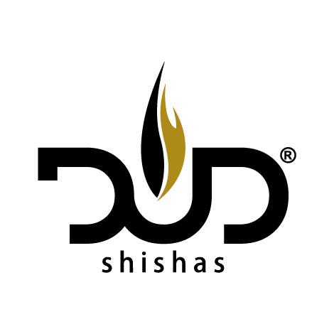 Dzban do Shishy DUD - Czarny Szeroki