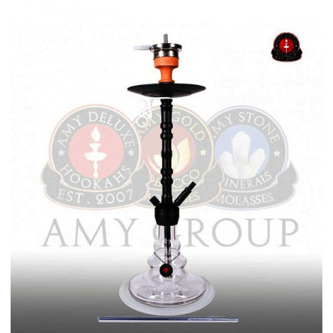 AMY Shisha - Alu Zulu Clear B (070.01) 80cm
