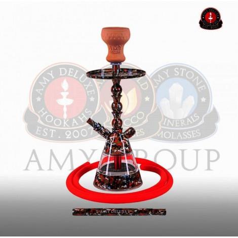 AMY Shisha 103.03 - Bonbon M4 Red 40cm