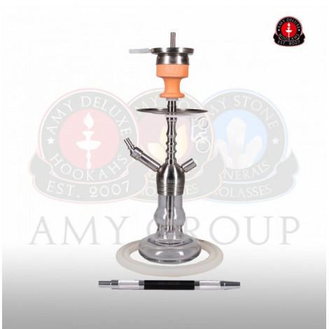 AMY Shisha Deluxe - SS15.03 Baby Tango Clear 55cm