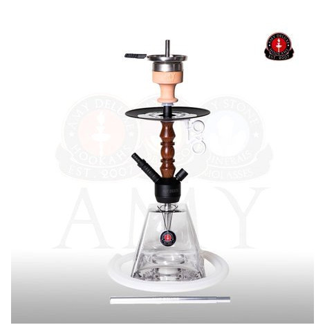 AMY Shisha - 090.02 Pyrawood Clear 50cm