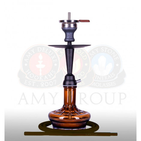 AMY Shisha - UNIO 005.02 Brown 50cm