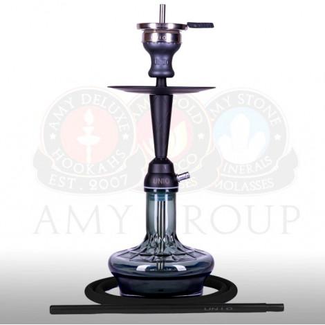 AMY Shisha - UNIO 005.02 Black 50cm