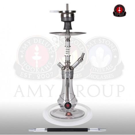 AMY Shisha - SS 24 Carbonica Gear White 56cm