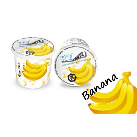 Żel do Sziszy ICE FRUTZ - Banan 120g