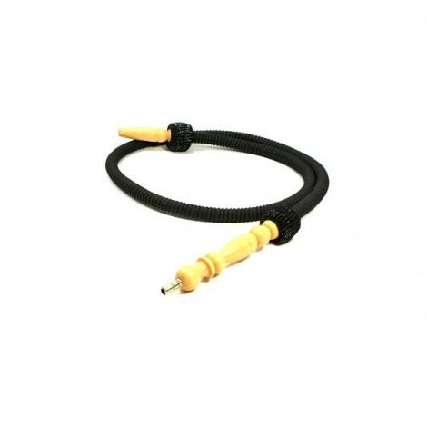 Wąż do Shishy Aladin 160cm - Czarny