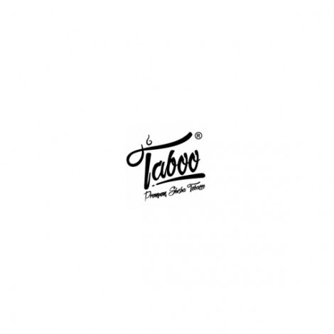 Tytoń do Shishy TABOO 50g - Mięta & Malina