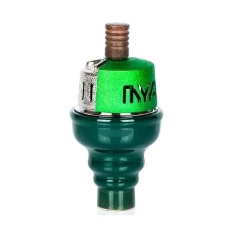 Ekskluzywny Zestaw do Shishy MYA Fornello - Zielony