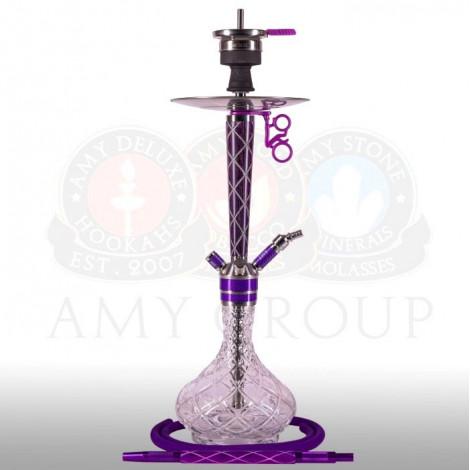 AMY Shisha 102 - X-Ray Purple 75cm