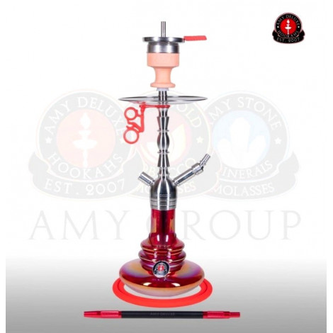 AMY Shisha SS14 - Little Lulu Red 58cm