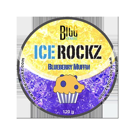 Kamyczki do Shishy ICE ROCKZ - Muffina Jagodowa 120g.