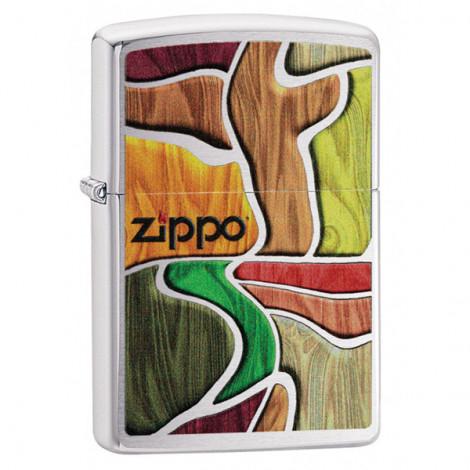 Zapalniczka ZIPPO - Colorfull Wood Design