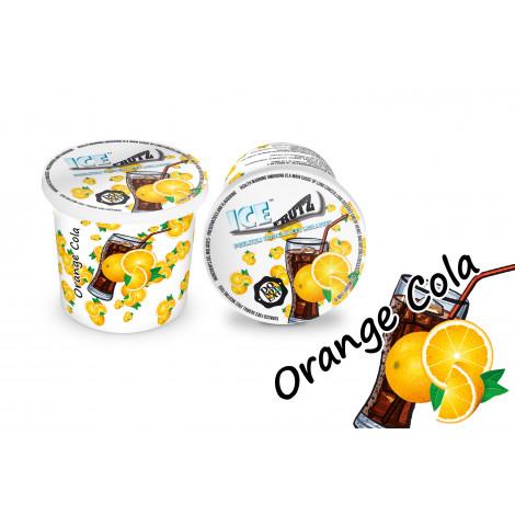 Żel do Sziszy ICE FRUTZ - Pomarańcza & Cola 120g