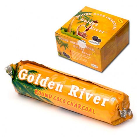 Węgielki Kokosowe do Shishy GOLDEN RIVER