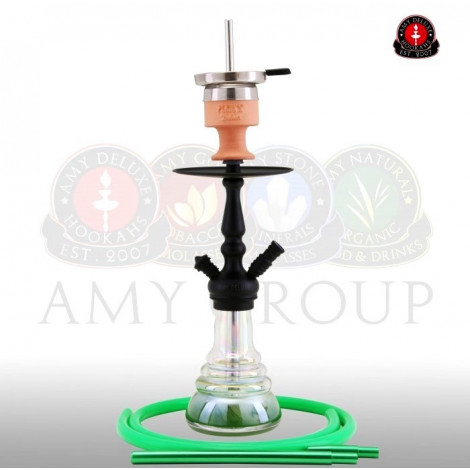 AMY Shisha - Litte Zuri Rainbow Green (340) 45cm
