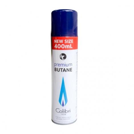 Gaz do zapalniczek Colibri - Premium Butane 400ml