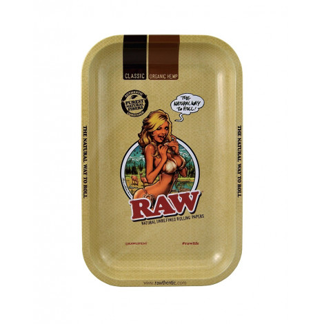 Tacka do skręcenia RAW Girl Tray - Small