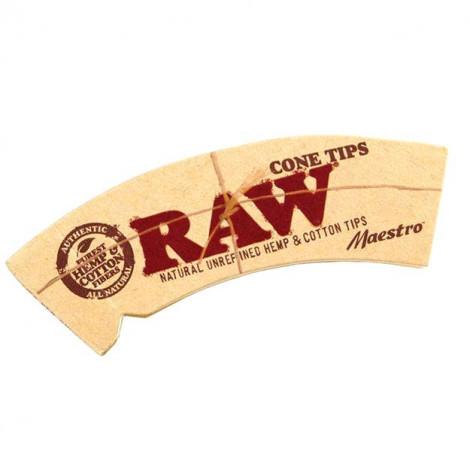 Filterki RAW - Cone Tips MAESTRO - 32 szt.