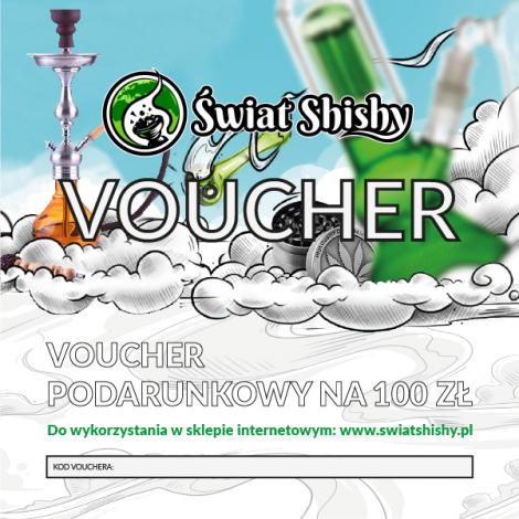 VOUCHER, Bon Podarunkowy 100zł