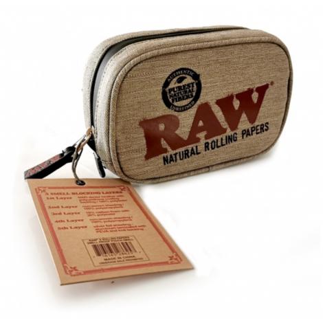 Saszetka Raw - Smell Proof Smokers Pouch - Medium