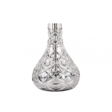 Shisha Aladin Alux 5 - Silver 55cm