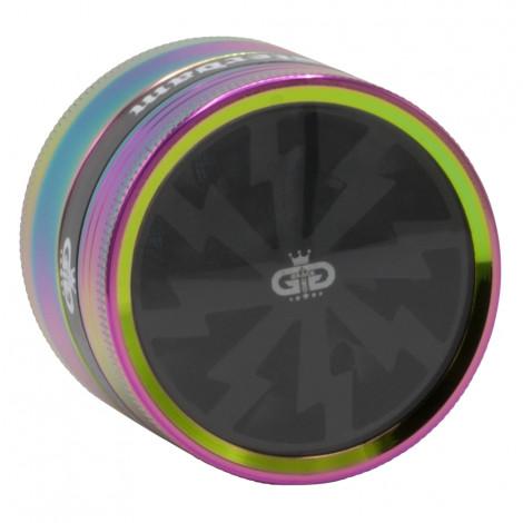 Młynek do Tytoniu - Grace Glass Amsterdam - Rainbow