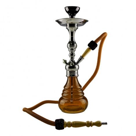 Shisha Aladin Roy 4 - Amber 52 cm