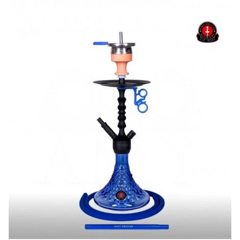 AMY Shisha - Alu Antique S Blue BK (072.02) 58cm