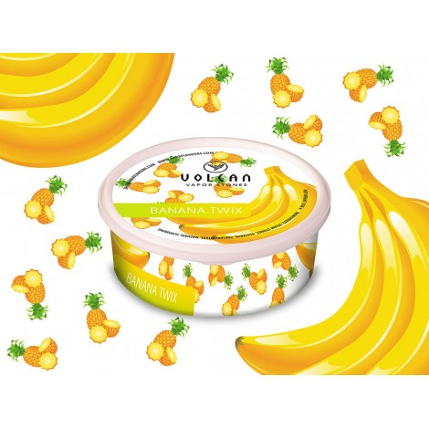 Kamyczki do shishy VOLCAN - Banan & Ananas