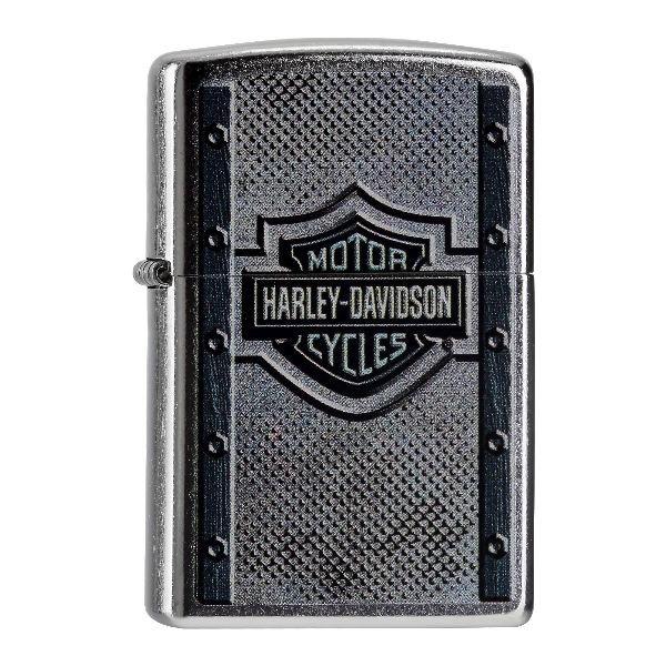 Zapalniczka ZIPPO - Harley Davidson Metal