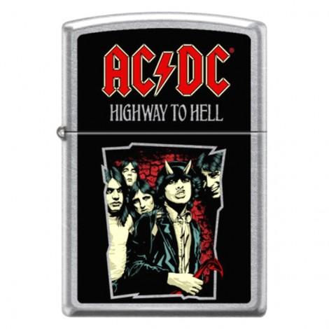 Zapalniczka ZIPPO - AC/DC