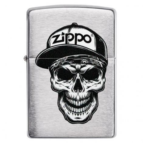 Zapalniczka ZIPPO - Skull In Cap