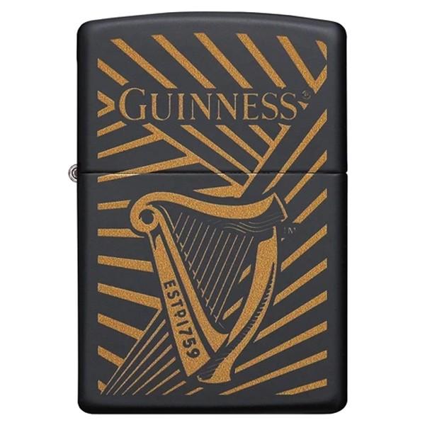 Zapalniczka ZIPPO - Guinness
