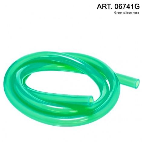 Wąż do Shishy Sylikonowy 150cm - Zielony