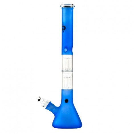 Bongo z Dyfuzorem GG - Big Beaker Fluo Blue 53cm