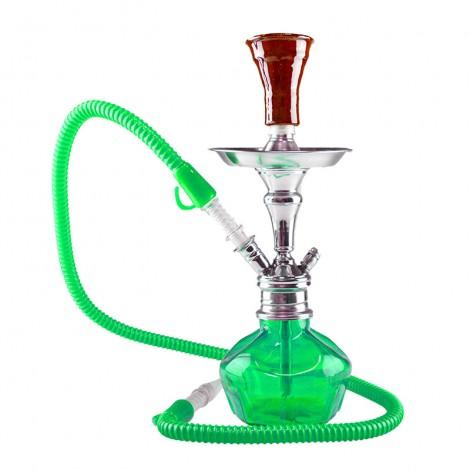 Shisha Aladin ROY TWO - Green 40cm