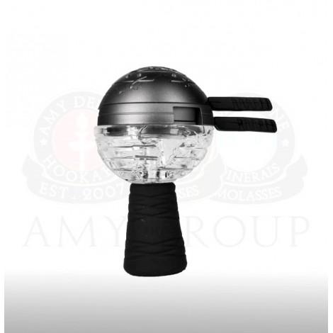 Cybuch do Shishy AMY - GlasSi Globe Set Black